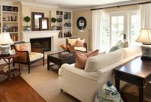 Living Room / by Positively Angel