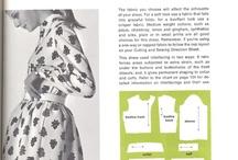 dressmaking / by Courtney Johnston