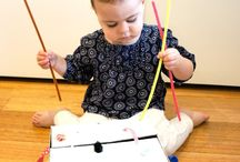 Toddler projects / by Lisa Turchik