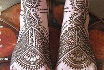 Mehndi henna designs / by Rana Starr
