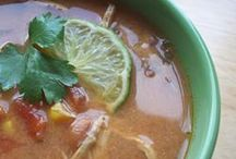 Soups and stews for fall / by Allison Engstrom