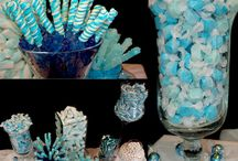Blue Candy Buffet / by Candy Galaxy