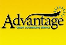 All About Advantage CCS / Advantage CCS logos, info, debt monkey, sweepstakes give-aways, etc. / by Advantage Credit Counseling Service