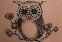 Tatuagens / by Any Bras Afonso
