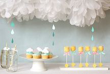 April Showers bring May Flowers Baby Shower / April baby shower I'm planning for my SIL's May Baby / by Christy of Itsy Belle