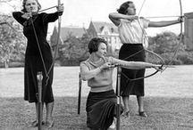 Archer women / by Jon M Cole