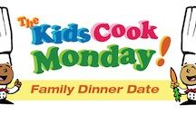 Cooking with Kids / Cooking ideas for kids / by Cathy Brown