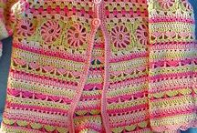 Crochet Apparel / by LuLu Eberle