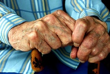 With these hands.... / hands have a certain beauty.... / by Nancy Blanton