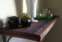 Reclaimed Wood Shelf / by Reclaimed Wood, Inc.