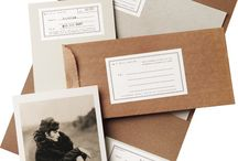 wedding invitations / by james buran