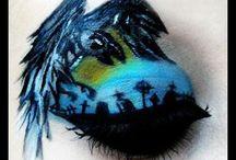 Makeup / by Cola Hasch