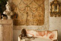 Intriguing Interior Identified  / by Beki Bennett