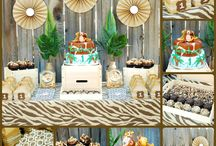 Safari/Jungle Party / by Amanda's Parties TO GO