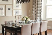 Dining room / by Julie Johnson