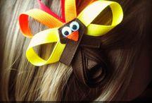 Ribbon pins / by Erin Parrott