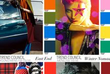 Color Trends 2015/2016 / Color ideas for 2015/2016 in various industries. / by Evan Moss