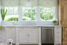 Design - Window Treatments / by Meg B. Frank Interiors