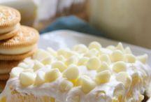 Dream Desserts! / by Julie Lanford