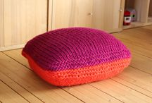 Knitting / by Margrét Guðnadóttir