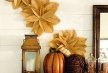 Oh Autumn / by Jacquelyn Lizarraga
