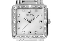 Bulova Watches.. My Favs / by Donna Yost