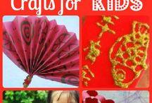 Chinese New Year / by Nikki Dingman