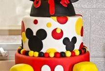 Kids cakes / by Jemma Madden
