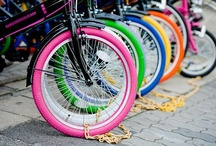 Wheels / by Susan Revall