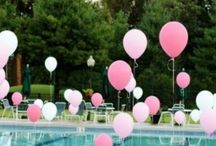 Party decoration / by Nadine Diel