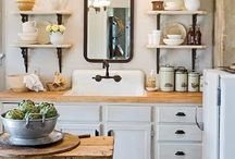 Decor: Kitchens / by French Laundry