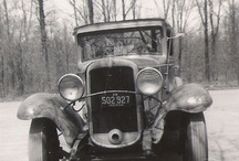 Cars / Vintage automobiles and race cars / by AncientFaces.com