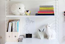 desks / by Sprinkle Cotton
