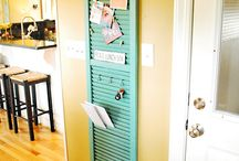 Home Love - Entryway / by Abby P Savant