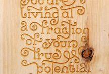typography / by Marina Pontual