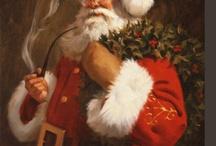 Santa Collection / by Malinda Gregory