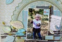 Scrapbook Pages and Paper Crafts / by Amanda Duncan
