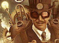 Steampunk / An imaginary Victorian age, that features brass and copper clockwork and steampowered inventions that go far beyond 1800′s technology. Steam powered mechanical wonders, optimistic gear driven computers, dirigibles, clockwork firsts, and much more .. / by Neil Higgins