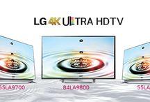 Ultra HDTVs / by LG India