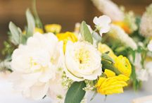 Yellow Wedding Inspiration / Invitations and accents for a lovely yellow wedding  / by Page Stationery