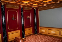Special Purpose Rooms / Theatre Rooms, Game/Gathering Rooms, Kids Play Rooms / by Waugh Interior Designs