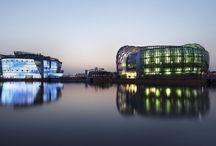 Seoul Floating Islands / Haeahn Architecture + H Architecture / Seoul Floating Islands / Haeahn Architecture + H Architecture / by ing