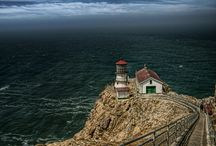 Point Reyes Lighthouse, 1870 -1975 / by Point Reyes National Seashore Association