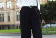 Work Fashion  / by Dana Montanez