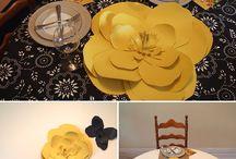DIY decoration / by Courtney Clark