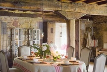 Dining Spaces / by Shand Mayville (Quarters One)