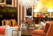 Living Rooms / by Darlene Lane