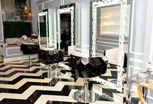 Salon Interior Inspiration / by BeautyMark Marketing