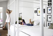 kids bedrooms  / by Jennifer Miller Studio
