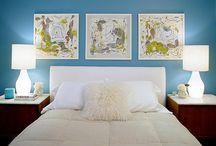 Bedrooms / by Jennifer Ashford